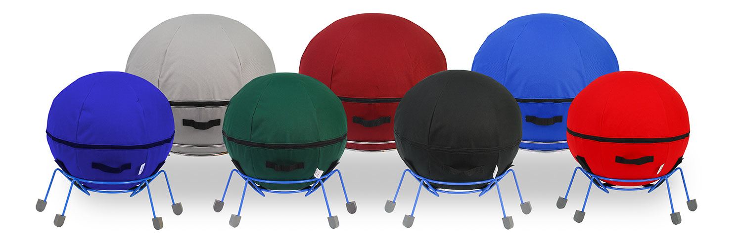 Alertseat Group photo | Therapeutic Stability Ball Chairs for the Office or home